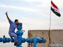 Ирак подписал соглашение с американской Orion о переработке газа с Нахр Бен Умар