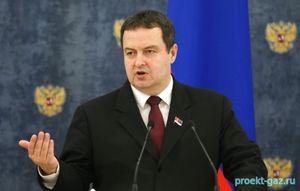 Сербия надеется, что вторая ветка