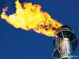 В США газ стоит ниже нуля