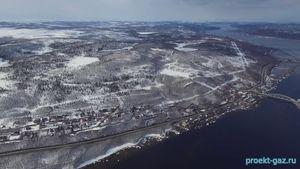 Газпром решил построить в Кольском заливе терминал СПГ