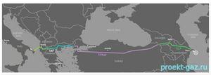 Petrofac подготовит газопровод TAP к эксплуатации. Подписан 13-месячный контракт