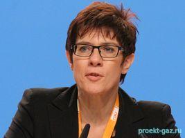 Претендент на пост канцлера Германии высказалась против отказа от