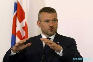 Словакия готова получать газ не через Украину