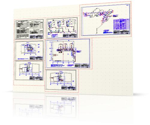 Проект блочно-модульной