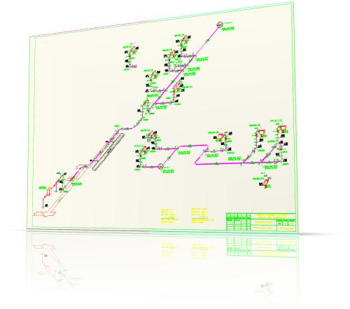 Схема сварных стыков газопровода фото 680