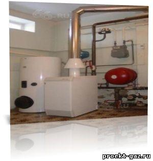 пуско-наладка газового оборудования