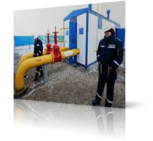 газопровод к ГРП