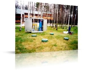 Организация автономного газоснабжения в загородном доме