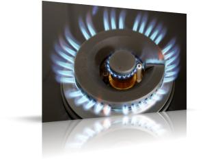 Плюсы пользования природным газом