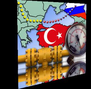 газотранспортная система Киргизии