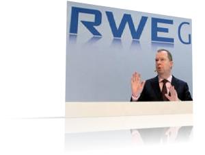 Компенсация от «Газпрома» отразилась на прибыли RWE