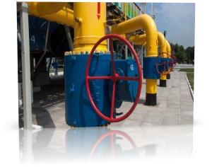Украина в июле нарастила импорт газа из России