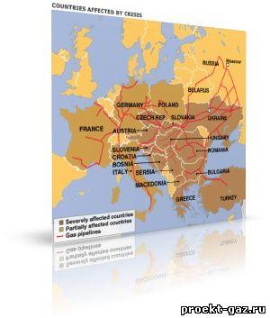 Геополитика поставок газа на Украину: ЕС, Россия и загадочные приборы Газпрома