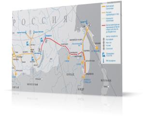 Основные причины переноса сроков строительства газотранспортной магистрали Сила Сибири