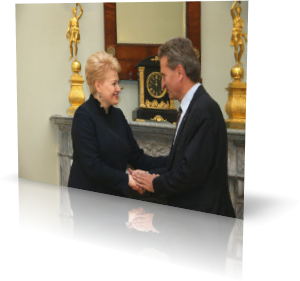 В Вильнюсе министры энергетики ЕС обсудят взаимоотношения с «Газпромом»